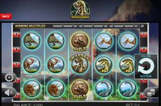 Slotsaurus Slots A word of warning – if scary beasts and terrifying dinosaurs scare the daylight out of you, do NOT give Slotsaurus a go!