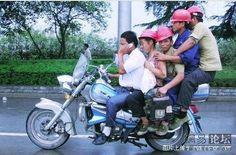 Coisas Que Só Poderiam Acontecer Na China Mesmo...