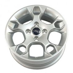 Ford 1746076 New Genuine Alloy Wheel Rim, 15-inch Wheels And Tires, Alloy