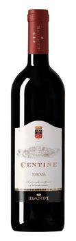 Centine Castello Banfi - Wines -- light and easy drinking blend of Sangiovese, Cab & merlot