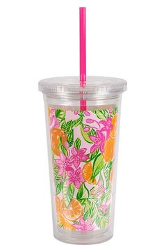 Lilly Pulitzer® Travel Tumbler available at #Nordstrom