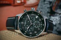 Fromanteel 'Generations' Johannes Black | Nederlands horloge | Geen verzendkosten