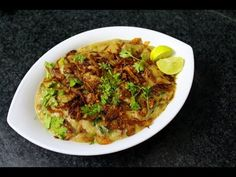 Hyderabadi Haleem Recipe is an authentic and traditional Ramadan special delicacy served as an evening meal during iftar after fasting for the whole day. Veg Recipes, Indian Food Recipes, Cooking Recipes, Kitchen Recipes, Yummy Recipes, Vegetarian Recipes, Yummy Food, Dinner Recipes For Kids