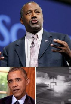 Ben Carson says he has evidence China is involved in Syria
