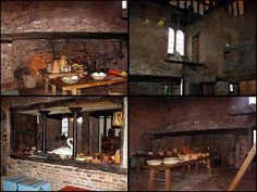 The Medieval Kitchen, Gainsborough Old Hall | Flickr - Photo Sharing!