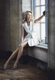 Naomi Watts in Victoria Beckham for More magazine October 2014