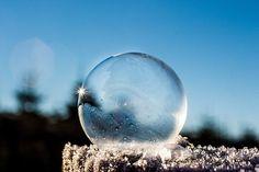 Frozen Bubble, Burbuja De Jabón
