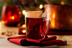 Glühwein (Glogg), το ζεστό κρασί των Χριστουγέννων. - ΒΟΤΑΝΟΛΟΓΙΚΑ