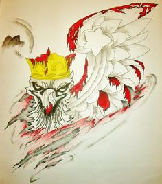 polish eagle by dmiksa on DeviantArt Polish Eagle Tattoo, Tribal Eagle Tattoo, Polish Tattoos, Eagle Outline, Eagle Sketch, Bird Kite, Crown Illustration, Eagle Drawing, Painted Barn Quilts
