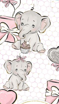 Painting ideas elephant nurseries ideas for 2019 Baby Elephant Nursery, Elephant Love, Elephant Art, Cute Wallpapers, Wallpaper Backgrounds, Iphone Wallpaper, Nursery Modern, Baby Art, Cute Illustration
