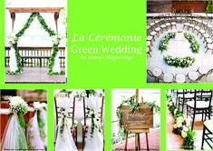 Ceux qui aiment la #nature , le thème #champêtre, la #simplicité , pourquoi ne pas réaliser une décoration basée sur le #Vert ? Il s'accorde parfaitement avec le #doré pour donner un côté #chic à votre #mariage ou avec le #blanc pour rester dans la #simplicité. Cette épingle est dédiée à la Cérémonie. #Jennyshappenings #WeddingPlanner #EventPlanner Wedding Event Planner, Green Wedding, Decoration, Ladder Decor, Marie, Shit Happens, Nature, Inspiration, Wedding Planner