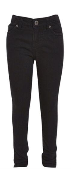 Bardot Junior  Girls black jeans