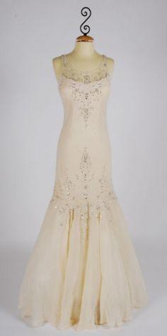 Robe mariee 1930