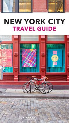 Your Travel Guide to the Best of NYC's SoHo Neighborhood - Carrie Colbert