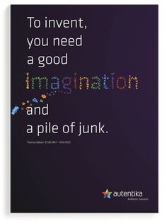 Imagination and Pile of Junk