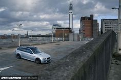 BMW Touring Feature by Speedhunters E91 Touring, M3 Sedan, Bmw 7, Sports Wagon, Car Pictures, Car Pics, Jdm, Building, Badass