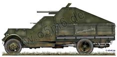 Engines of the Red Army in WW2 - Armoured ZiS-5 w/45mm Model 1937 AT gun