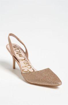 next shoe purchase! Sam Edelman 'Orly' Slingback Pump | Nordstrom