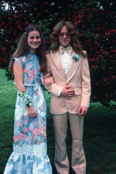 Seventies prom
