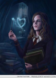 Love Hermione