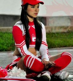 Porrista Santa Fe Fes, Cheerleading, Saints, Santa Fe, Colombia, Women, Cheer