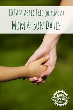 Mom and son dates are an awesome way to spend quality one on one time and you don't have to blow the budget to make memories.