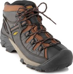 KEEN Targhee II waterproof day hikers deliver tenacious traction, stability and comfort. Available at REI, 100% Satisfaction Guaranteed.