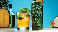 The Tiki Cocktail Revival with recipes!