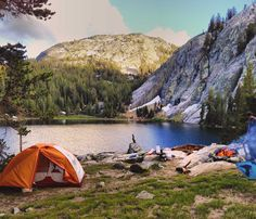 Base Rosalie | Camp Trend-  Definitely on the bucket list for camping!  Hopefully this summer.