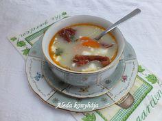 Káposztalé leves