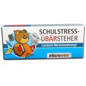 Schulstress-ÜBÄRsteher Traubenzucker