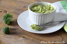 Under the Andalusian Sun food blog: Broccolipesto pasta