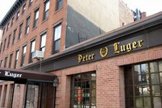 Peter Luger, steak shipping