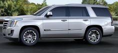 2016 Cadillac Escalade Review