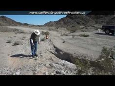 California metal detecting