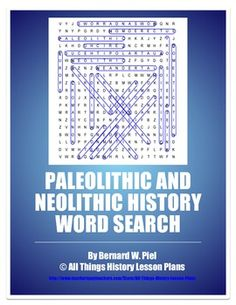 Worksheets Primary And Secondary Sources Puzzle ancient greece and rome crossword puzzle puzzles paleolithic neolithic history word search tpt secondarysecondary social studiesprimary