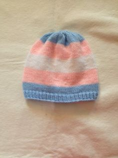 Hey, I found this really awesome Etsy listing at https://www.etsy.com/listing/192825145/pride-beanie-transgender