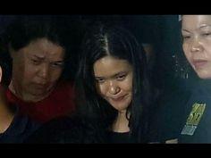 Jessica Resmi Ditahan, Keluar Dari Ruang Pemeriksaan Tertunduk Lesu