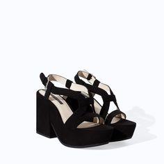 En Imágenes Y De 9 Cuñas Sandalias Mejores 2014CunasZapatos Zara mnON8wv0