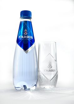 Farris Premium PET Bottle on Packaging of the World - Creative Package Design Gallery