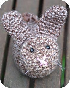 Haakpatroon: Bruintje het konijn