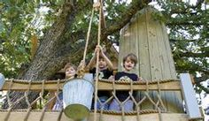 pulley for the tree house