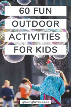 List Of Outdoor Activities, Fun Activities, Things To Do At Home, Fun Things, Planting For Kids, Busy Kids, Garden Games, Family Crafts, Family Night
