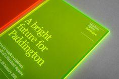invitations a bright future for Paddington