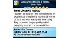 I couldn't be happier! Their technicians did an excellent job of explaining how the job...