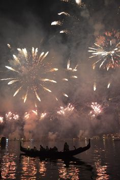 """""""Festa del Redentore"""", every year in Venice. 2013 carried out by Parente APE."""