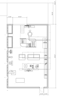 Auto Repair Shop Layout Plans Garage In 2018 Pinterest