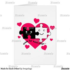 Made for Each Other! Card