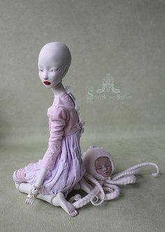 silence   Flickr: partage de photos! Oly dolls