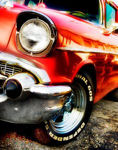 Bobby's '57 Bel Air - Dixie Highway IL
